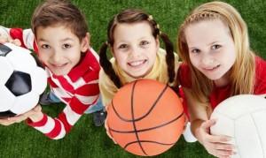 παιδί-άθληση